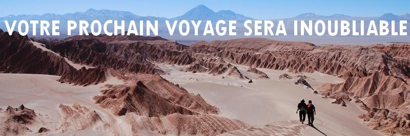 Promotion Atacama voyage Chili